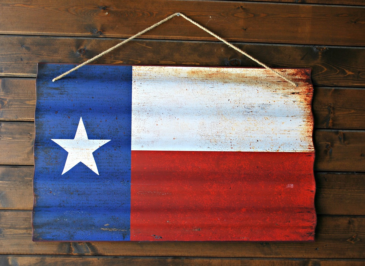 us sales tax nexus texas flag